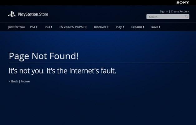Hackers halen Sony's PlayStation Network onderuit