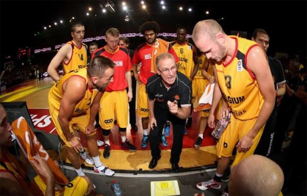 Belgen loten Oost-Europese teams voor EK Basketbal 2015