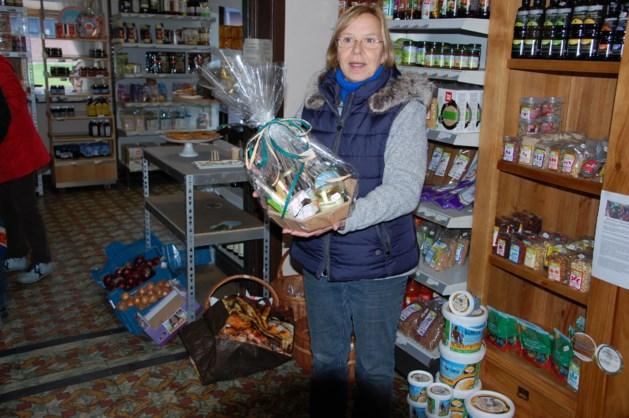 De Hoev maakt geschenkmanden en gepersonaliseerde wijnglazen