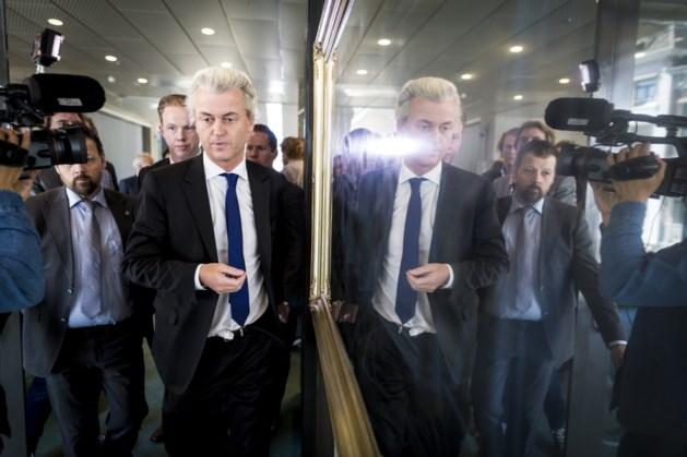 Wilders verhoord over 'minder Marokkanen': 'Ik neem geen woord terug'