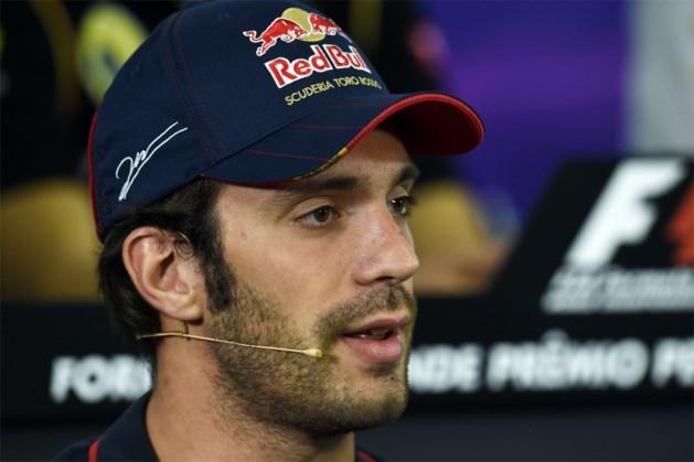 Jérôme D'Ambrosio krijgt concurrentie van Franse F1-piloot