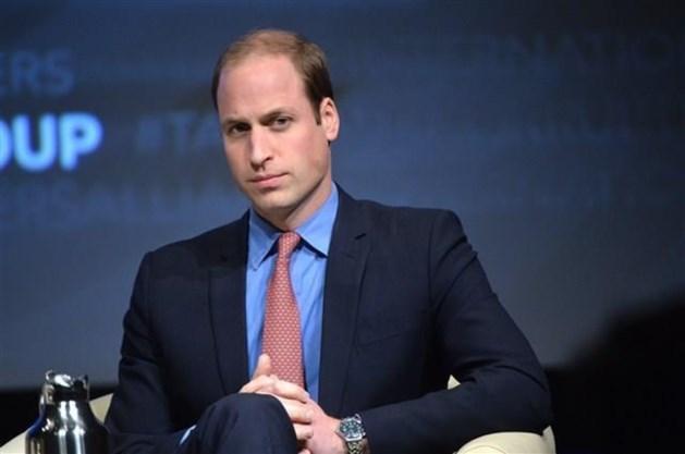 Prins William troostte familie na fatale radiograp