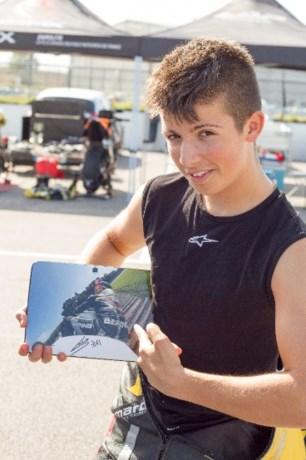 Het verhaal van jong motorsporttalent Livio Loi