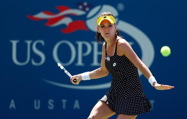 Radwanska roept de hulp in van Navratilova