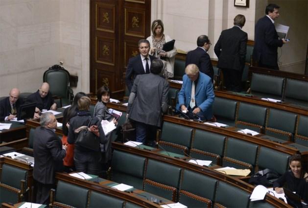 Kamer bespaart op parlementaire weddes