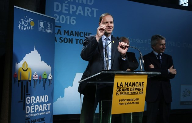 Officieel: Tour start in 2016 in Mont-Saint-Michel