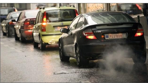 Brussel wil vervuilende auto's uit stad bannen