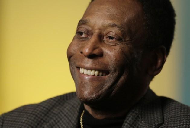 Pelé mag dinsdag ziekenhuis verlaten