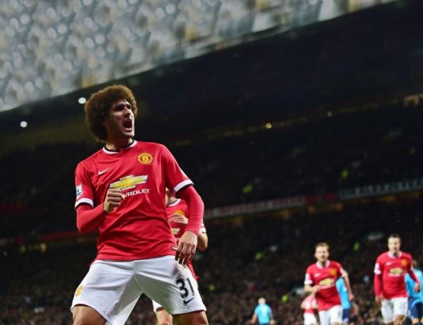 Stukje van Manchester United staat te koop