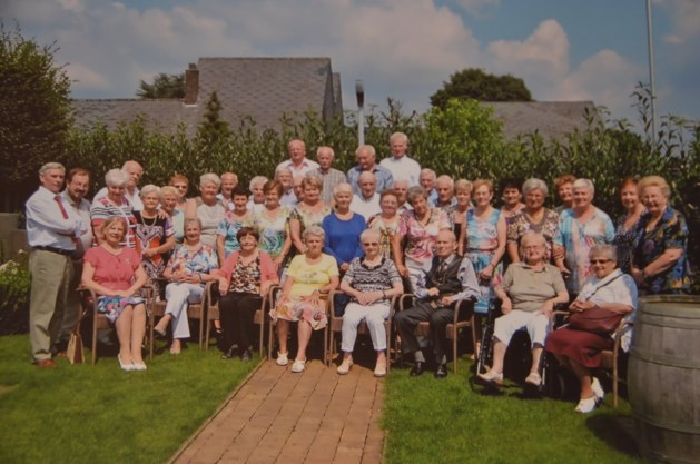 75-jarigen Lommel-Centrum feesten samen