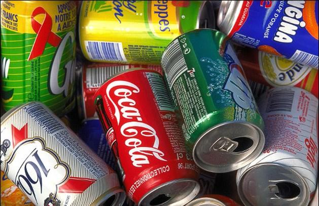 Uit een blikje drinken  is slecht voor je bloeddruk