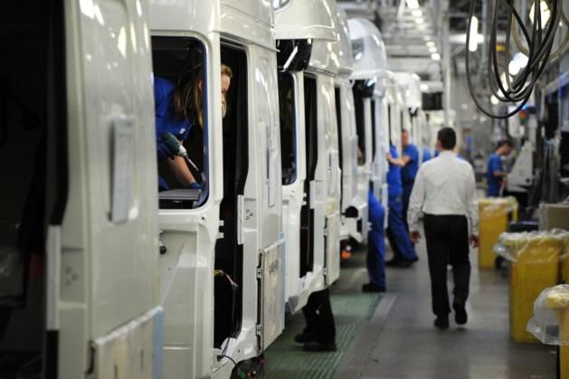 100 jobs weg bij DAF Trucks Westerlo