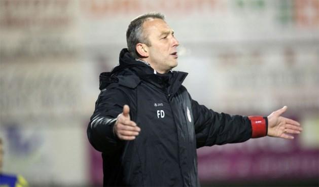 Virton-coach Frank Defays één speeldag geschorst