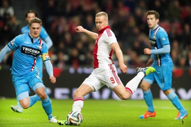Ajax legt topschutter tot medio 2016 vast