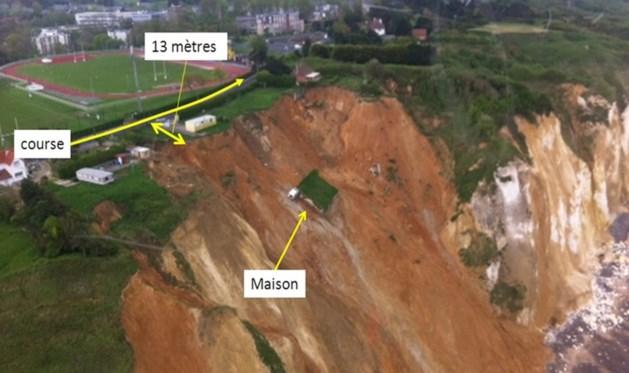 Aardverschuiving zorgt voor aanpassing parcours Tour de France