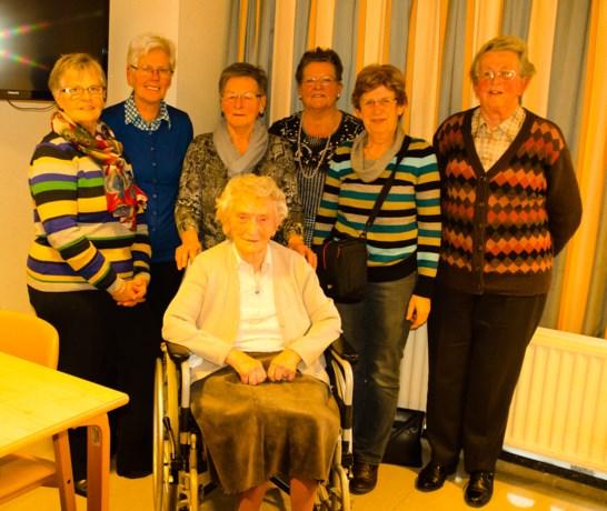 Maria Engelen is 101 jaar