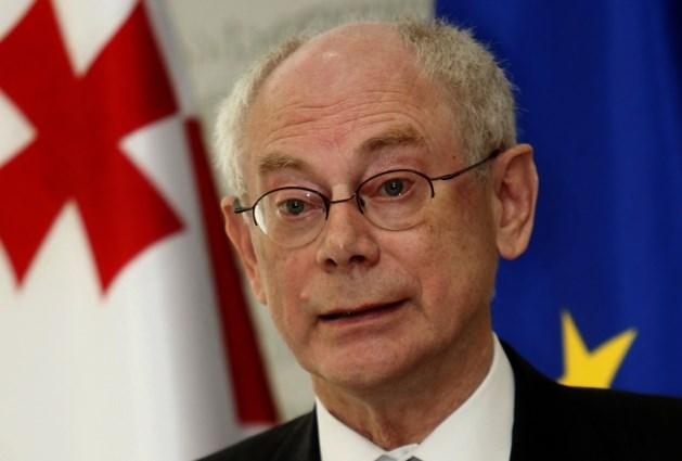 Herman Van Rompuy treedt in voetsporen Jean-Luc Dehaene
