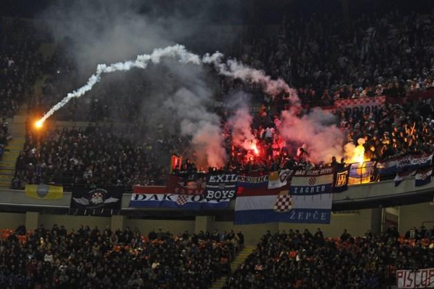 UEFA straft Kroatië en Italië na incidenten