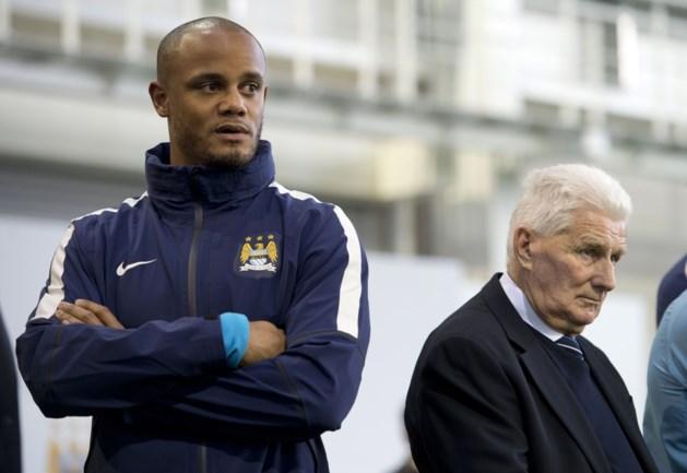 Kompany terug in kern bij Manchester City
