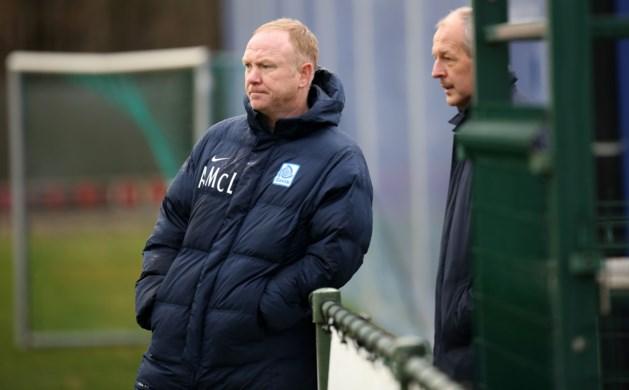 McLeish: 'We gaan zelf druk zetten op KV Kortrijk'