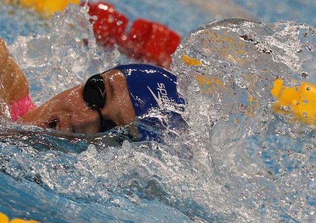 Spaanse Belmonte zet wereldrecord 1500m vrij scherper