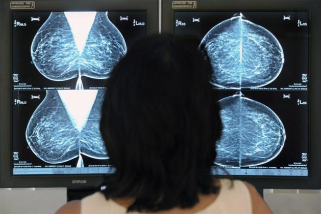 Nergens meer borstkanker dan in Vlaanderen
