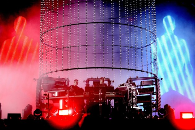 The Chemical Brothers en Rise Against op Rock Werchter