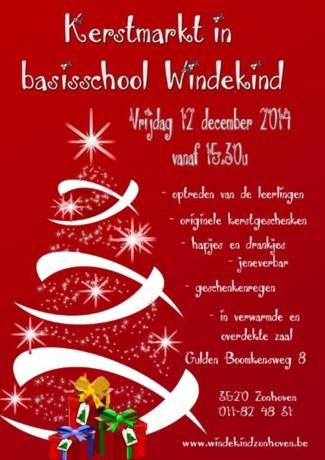 Vandaag Kerstmarkt Windekind