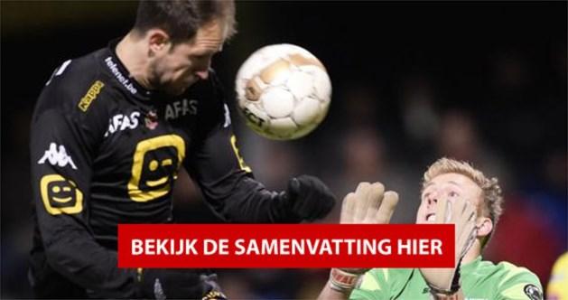 KV Mechelen niet voorbij tien man van Westerlo