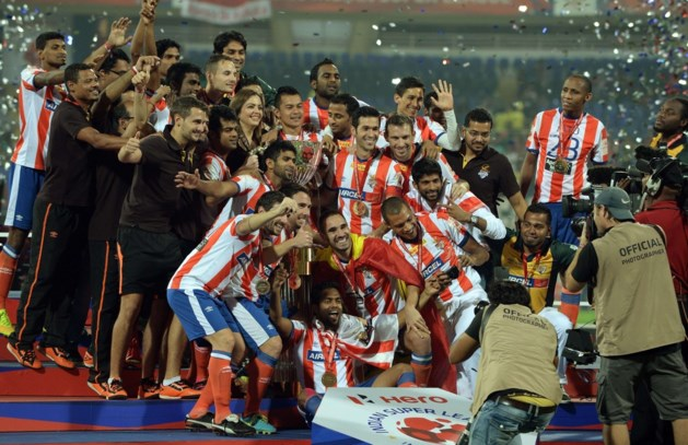 Atlético de Kolkata eerste winnaar Indian Super League