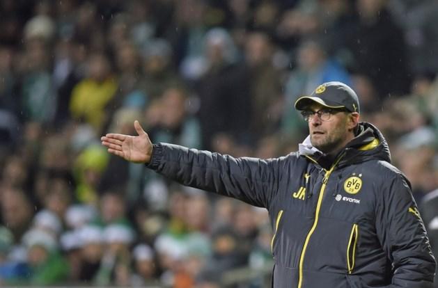 Jürgen Klopp denkt niet aan opstappen bij Borussia Dortmund