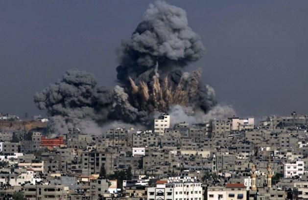 Israël voert raid uit op Gazastrook na raketaanval