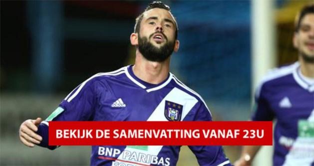 Dubieus doelpunt helpt Anderlecht voorbij Waasland-Beveren