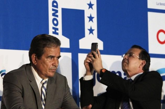 Jorge Luis Pinto is nieuwe bondscoach van Honduras