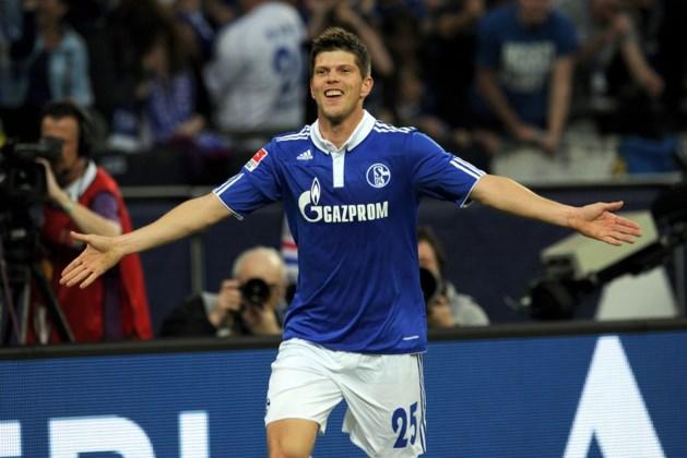 Klaas-Jan Huntelaar verlengt bij Schalke 04