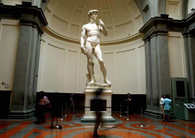 Firenze maakt zich zorgen om David van Michelangelo