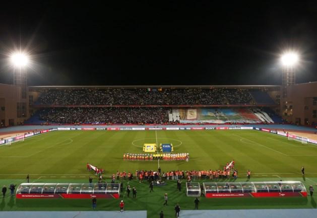 Minister van Sport geschorst na 'waterballet' op WK Voetbal voor clubs