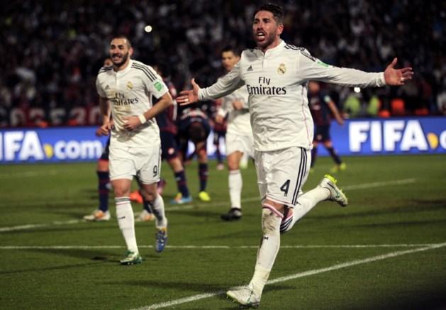 Real kroont zich tot beste club ter wereld