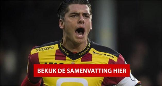 KV Mechelen wint nog eens voor eigen publiek