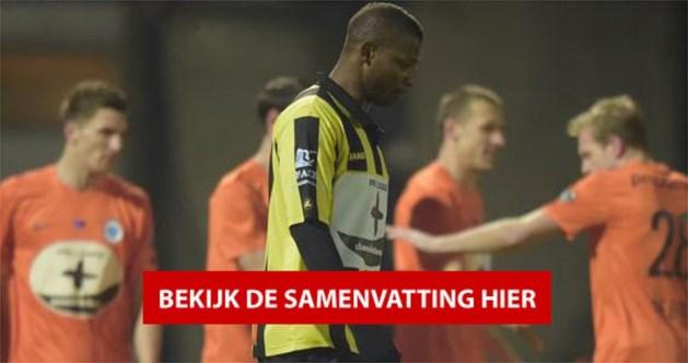 Lierse maakt zichzelf belachelijk en gaat af tegen Club Brugge