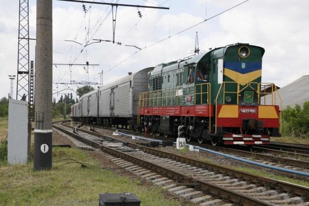 Kiev stopt trein- en bustrajecten naar de Krim