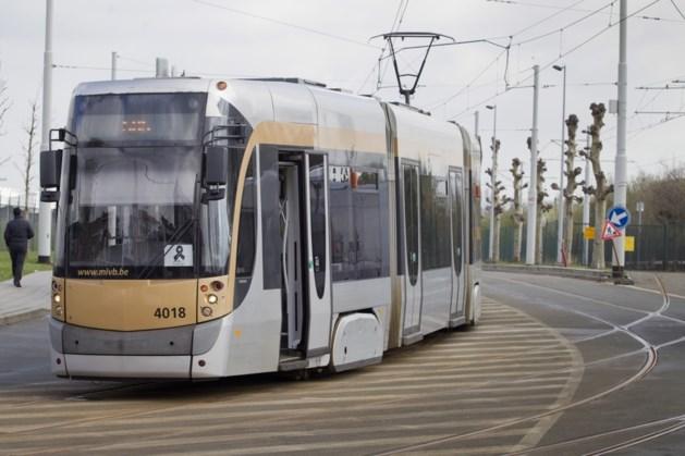Vrouw omgekomen bij aanrijding door tram in Etterbeek
