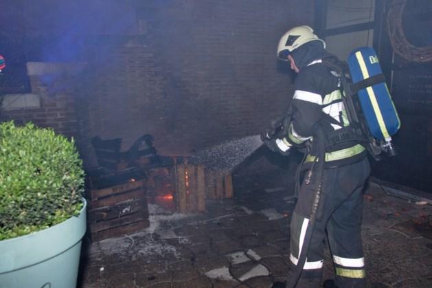 Brandstichting aan cultureel centrum De Bogaard