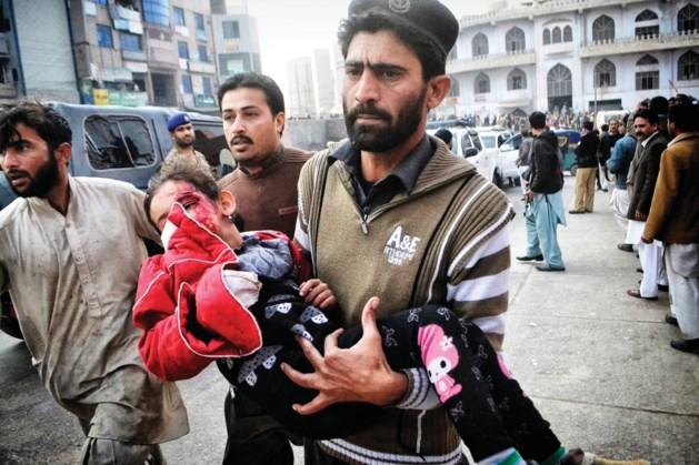 'Brein achter bloedbad in Pakistaanse school doodgeschoten'