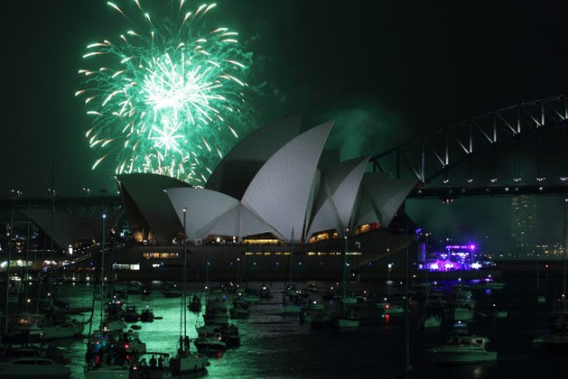 Dit zijn de beste plaatsen ter wereld om Nieuwjaar te vieren