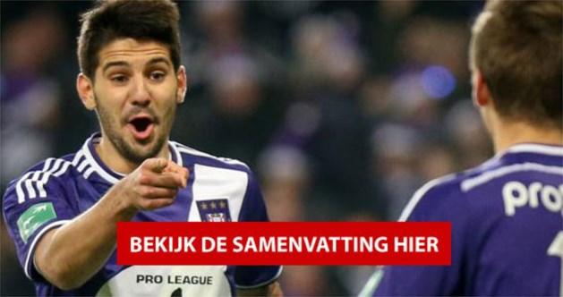 Sterk Anderlecht zet zwalpend Westerlo makkelijk opzij