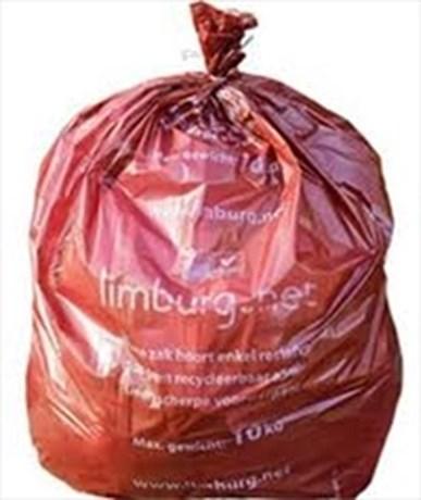 Meer dan 800 gezinnen haalden vuilniszakken nog niet af