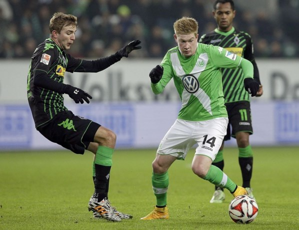 Duitsers lovend over De Bruyne