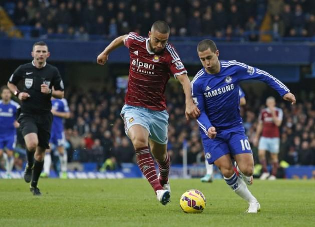 L'Équipe zet Eden Hazard op 16 in top 100 van beste spelers in 2014