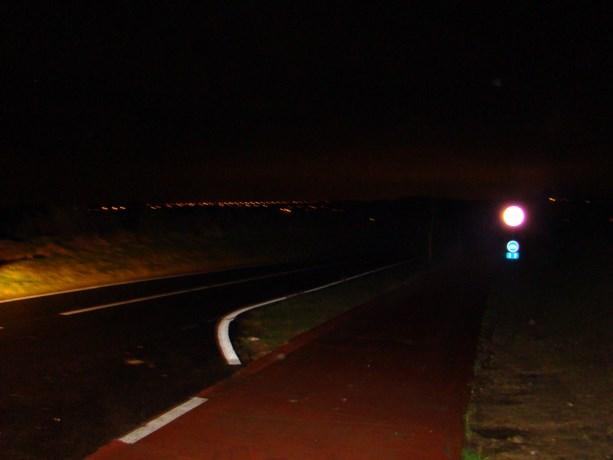 Kelottesberg mag niet verlicht